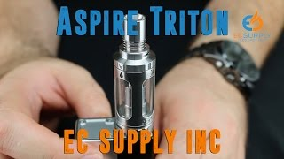 Aspire Triton Tank: In-depth, Full Review - ecsupplyinc.com