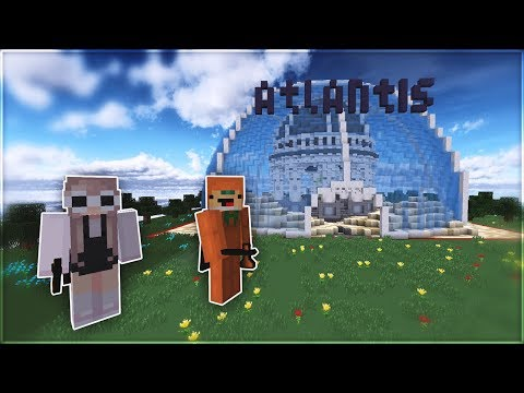 WE SPAWNED IN OUR BASE THIS MAP??? Minecraft Factions (Arcane) #1