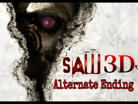Saw 3D: The Final Chapter  Alternate Ending