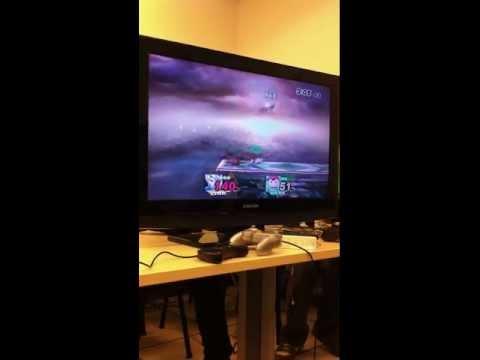 SSBB- Vorenn (Ness) vs Hao (Link), Torneo de anime po