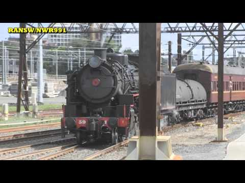 Rail Around New South Wales | October 2015 Special Edition | 160th Anniversary of NSW Railways