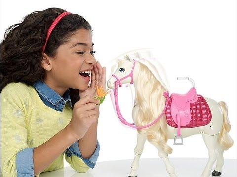 Barbie et son cheval de r ve youtube - Barbie et son cheval ...