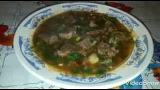 """Наивкуснейшее грузинское блюдо """" Хъаурма"""""""