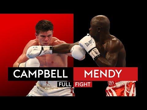 FULL FIGHT! Luke Campbell vs Yvan Mendy