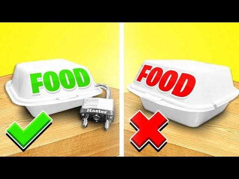 15 MOST USEFUL LIFE HACKS OF ALL TIME!