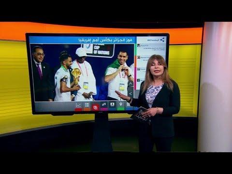 هل تجاهل النجم الجزائري رياض محرز بالفعل رئيس الوزراء المصري في حفل تسليم كأس الأمم الأفريقية؟  - نشر قبل 4 ساعة