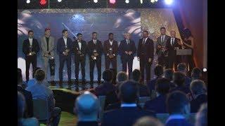 «Футбольні зірки України-2017»: нагороди знайшли своїх героїв