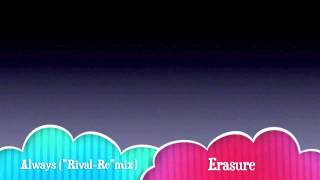 "Erasure - Always (Dubstep ""Rival-Re""mix) - Robot Unicorn Attack"