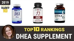 Best DHEA Supplement Top 10 Rankings, Review 2019 & Buying Guide