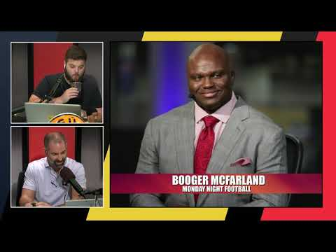 Booger Mcfarland Interviewed by Off The Bench (10.3.18)