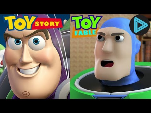 10 Worst Animated Movie Ripoffs