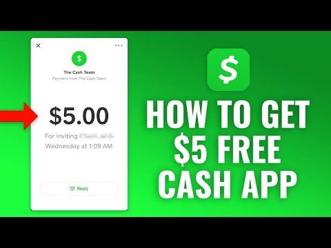 How To Actually Get $5 Free With Cash App