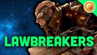 DOUBLE THE FIREPOWER - Lawbreakers Gameplay
