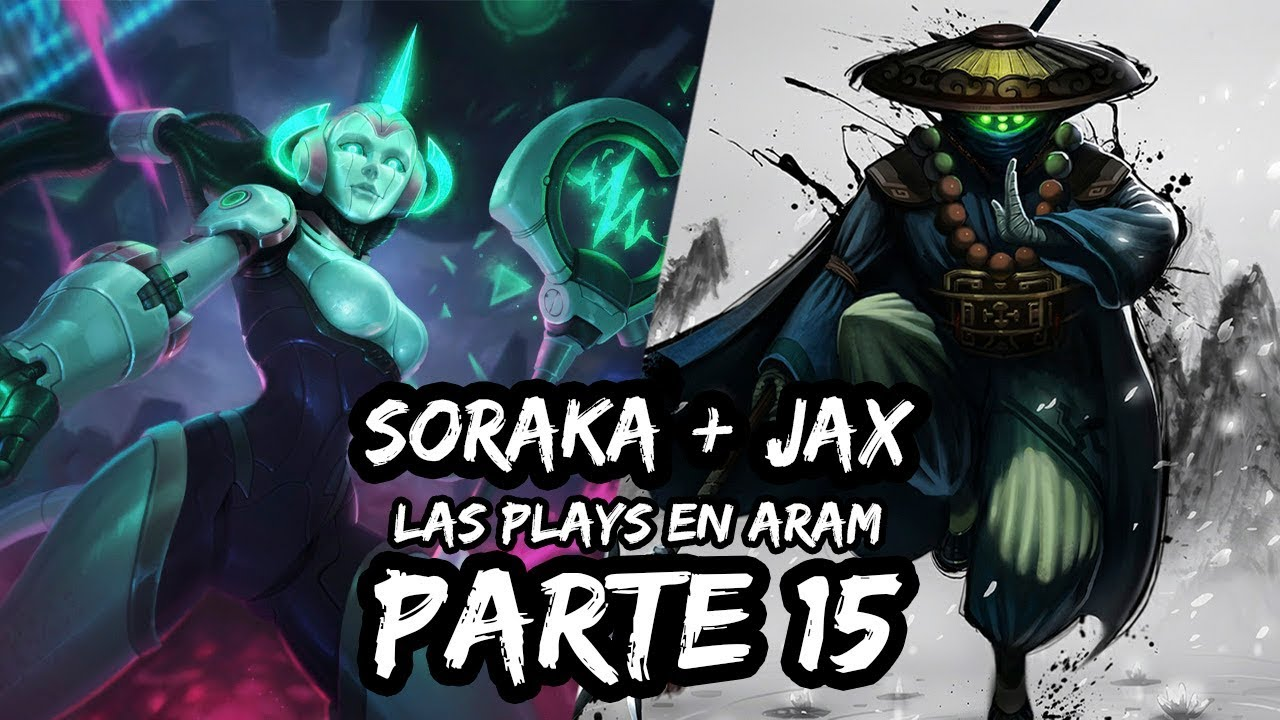 Comunidade Steam Video Las Plays En Aram League Of Legends 15 Soraka Jax What does aram stand for? steam community