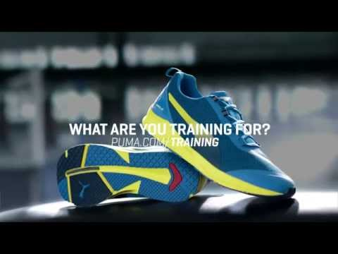 confesar Costoso Reacondicionamiento  Puma Ignite XT by Usain Bolt - YouTube