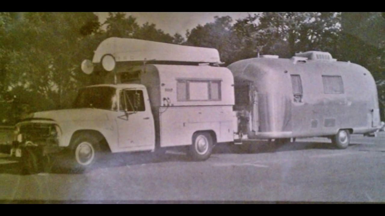 Vintage 1966 Alaskan Truck Camper For Sale Pop Up Non Cab Over California J D Hall Youtube