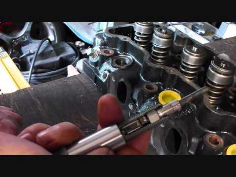 Jeep Grand Cherokee 2006 Glow Plug Removal Youtube