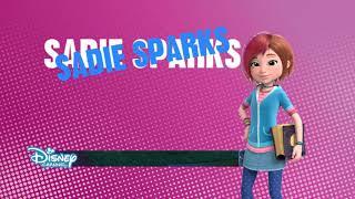 Sadie Sparks - Türkçe Açılış Müziği - Seslendirme Kadrosu ile birlikte