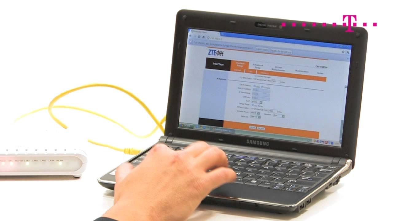 ZTE ZXV10 W300 - masz modem, masz router, masz spokój
