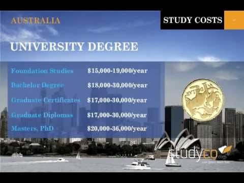 Study Costs In Australia - Study Costs In New Zealand