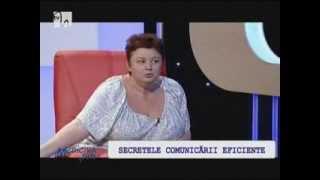 Secretele comunicarii eficiente - Loredana Latis la TVH