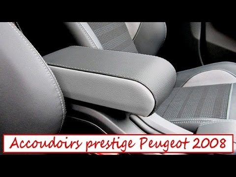 accoudoir prestige peugeot 2008 youtube. Black Bedroom Furniture Sets. Home Design Ideas