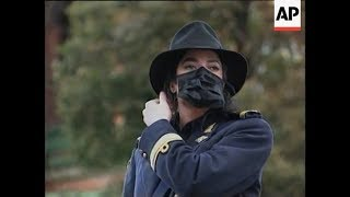 Michael Jackson in Moscow (1996) - AP Archive