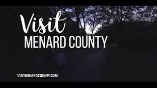 "Visit Menard County - Lincolns New Salem ""Candle light"""