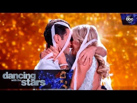 Emma & Sasha proposal - Cirque du Soleil Recap/Results - Dancing with the Stars