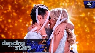 Sasha Farber proposes to Emma Slater on Dancing with the Stars' Season 23 Cirque du Soleil Recap/Results show! Subscribe: http://goo.gl/T7bg3N Watch ...