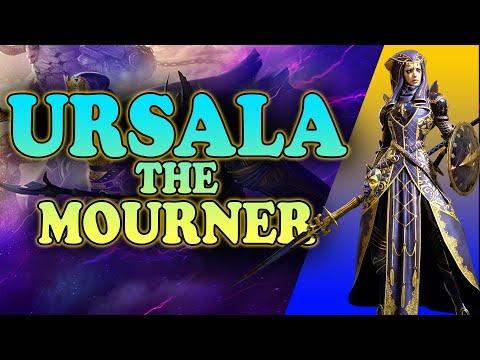 Ursala the Mourner   Raid Shadow Legends