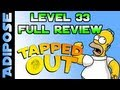 Simpsons Tapped out- Level 33 Complete Review