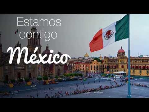 Parecía imposible pero sucedió, terremoto en México