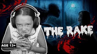 It's Blood Hour!! Roblox THE RAKE Classic Edition
