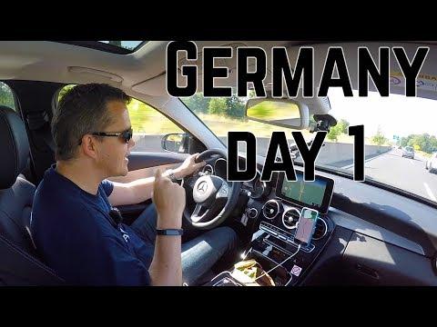 Düsseldorf Germany trip day 1