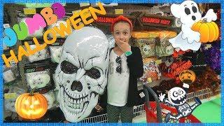 HALLOWEEN & Χριστουγεννιάτικο 😁 JUMBO Shopping Vlog!Princess Tonia Vlog!