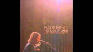 Radiohead - Seperator - Live from The Basement [HD]
