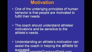 Cross Country Training - Team Motivation