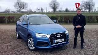 «Перший тест» Audi Q3 2.0 TFSi 220 л.с.
