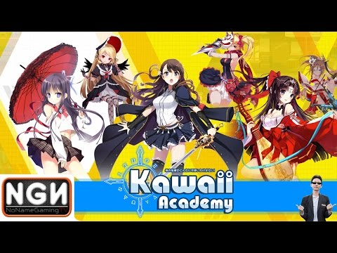Kawaii Academy - นักเรียนสาวโมเอะ (เกมมือถือภาษาไทย)