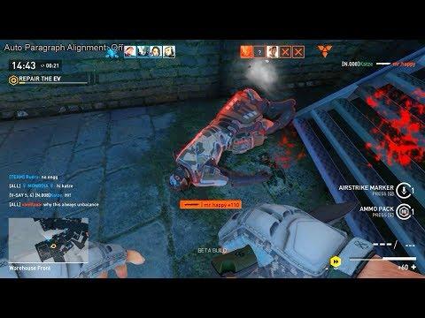Dirty Bomb | Urban T61 Skyhammer | Focus - Timik