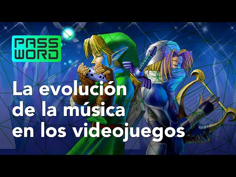 PASSWORD: La evolución de la música en los videojuegos   BitMe