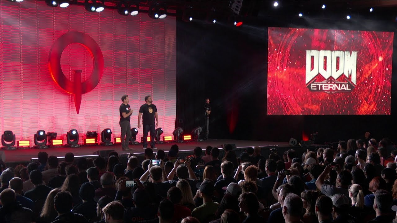 DOOM Eternal – QuakeCon Keynote Presentation thumbnail