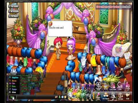 Boda ChinoMaster y Marianitaw (DDtank) ( Server 2) (337.com)
