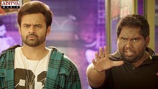 Sai Dharam Tej Viva Harsha Comedy Scene | Supreme Khiladi 2 Scenes | Sai Dharam Tej , Anupama