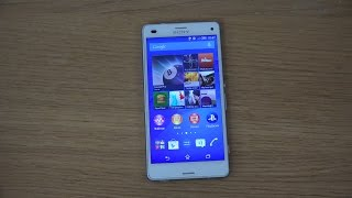 Sony Xperia Z3 Compact - First Look (4K)