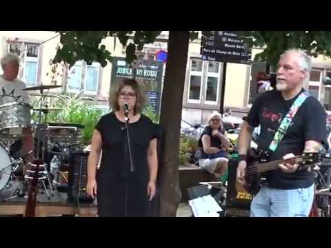 RED ROOSTER à la Fête de la musique à Colmar le 21.6.18