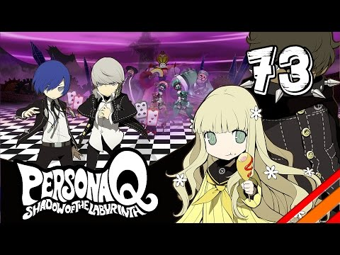 Persona Q | Yukiko Trailer from YouTube · Duration:  49 seconds