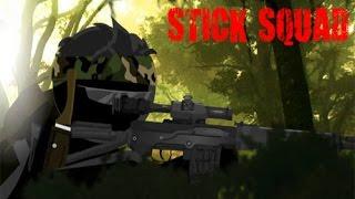 Stick Squad • Sniper Games | Mopixie.com
