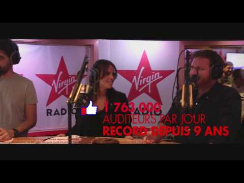 Un record de plus pour Virgin Radio  Merci